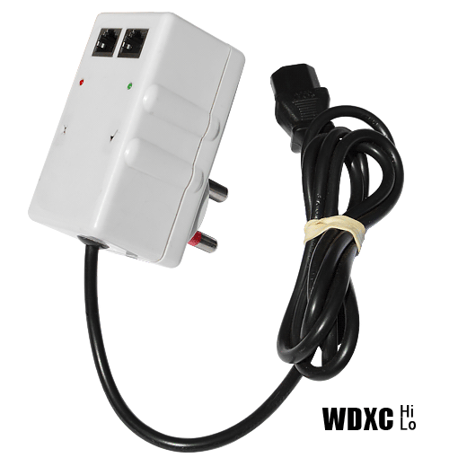 WDXC HiLo - Dual Protection Lightning surge and AVR in One